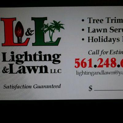 Avatar for L&L Landscape Lighting West Palm Beach, FL Thumbtack