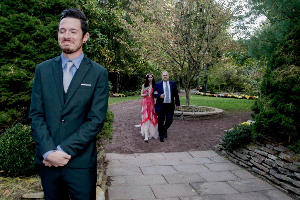 Drew & Mike's Outdoor Wedding