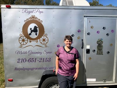 Avatar for Royal Pups Mobile Grooming Spaw Universal City, TX Thumbtack