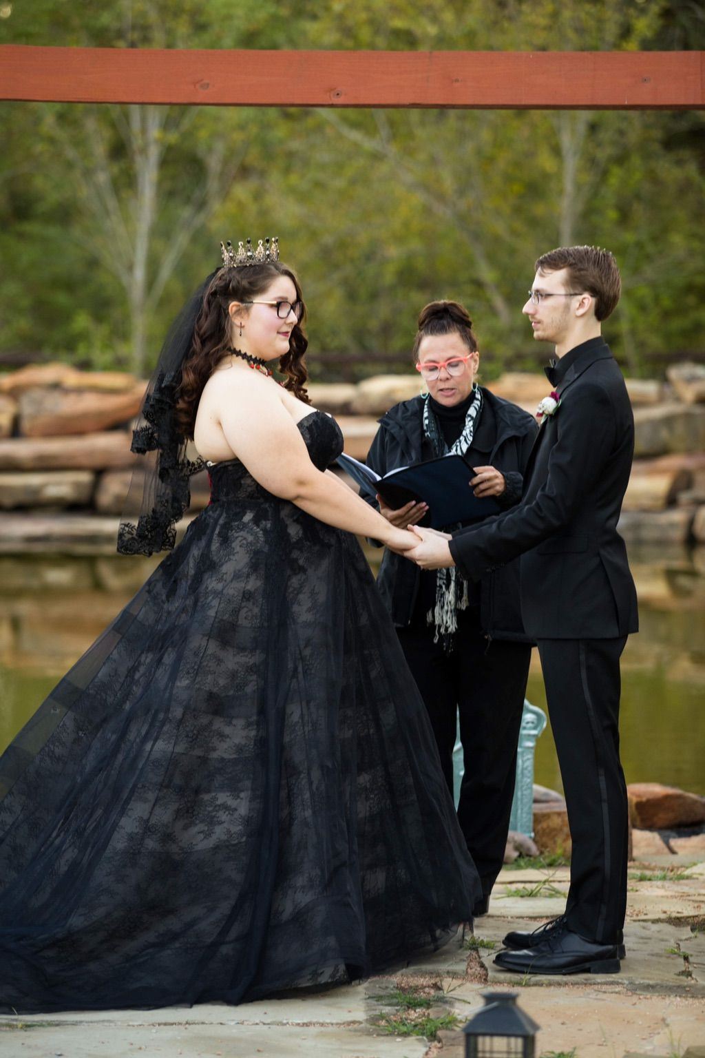 Halloween Glam Ceremony