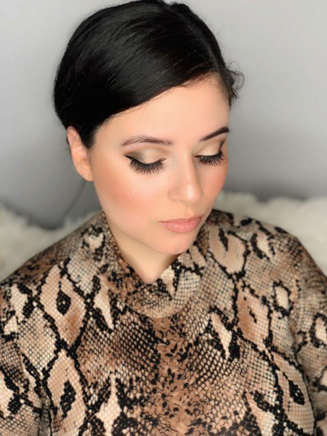 Dream Glam Makeup