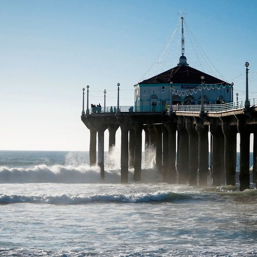 Manhattan Beach CA landscape photography