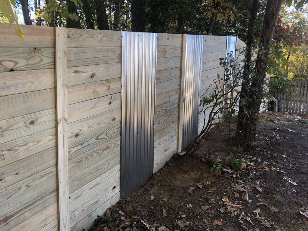 Fence and Gate Installation - Stafford 2019