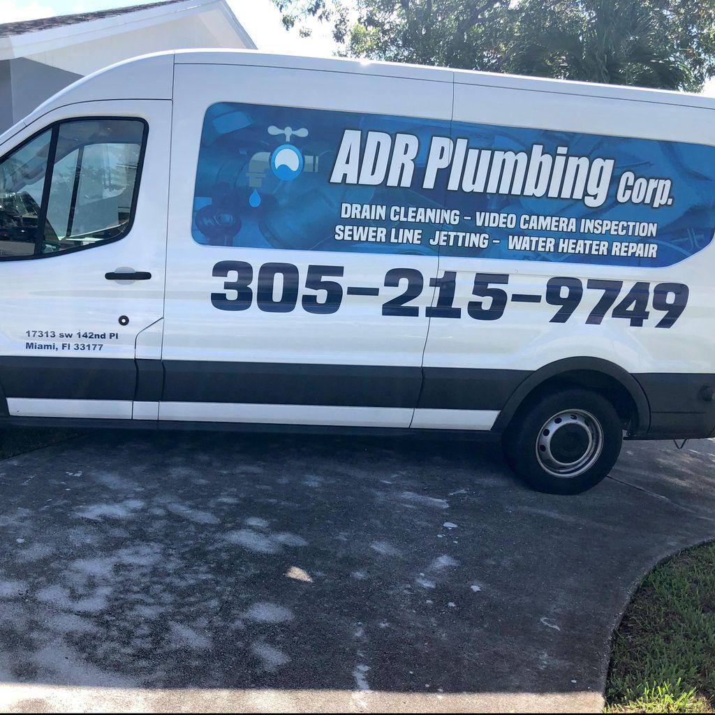 ADR Plumbing Corp.