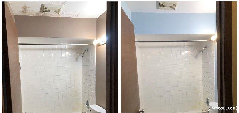 Bathroom Repaint