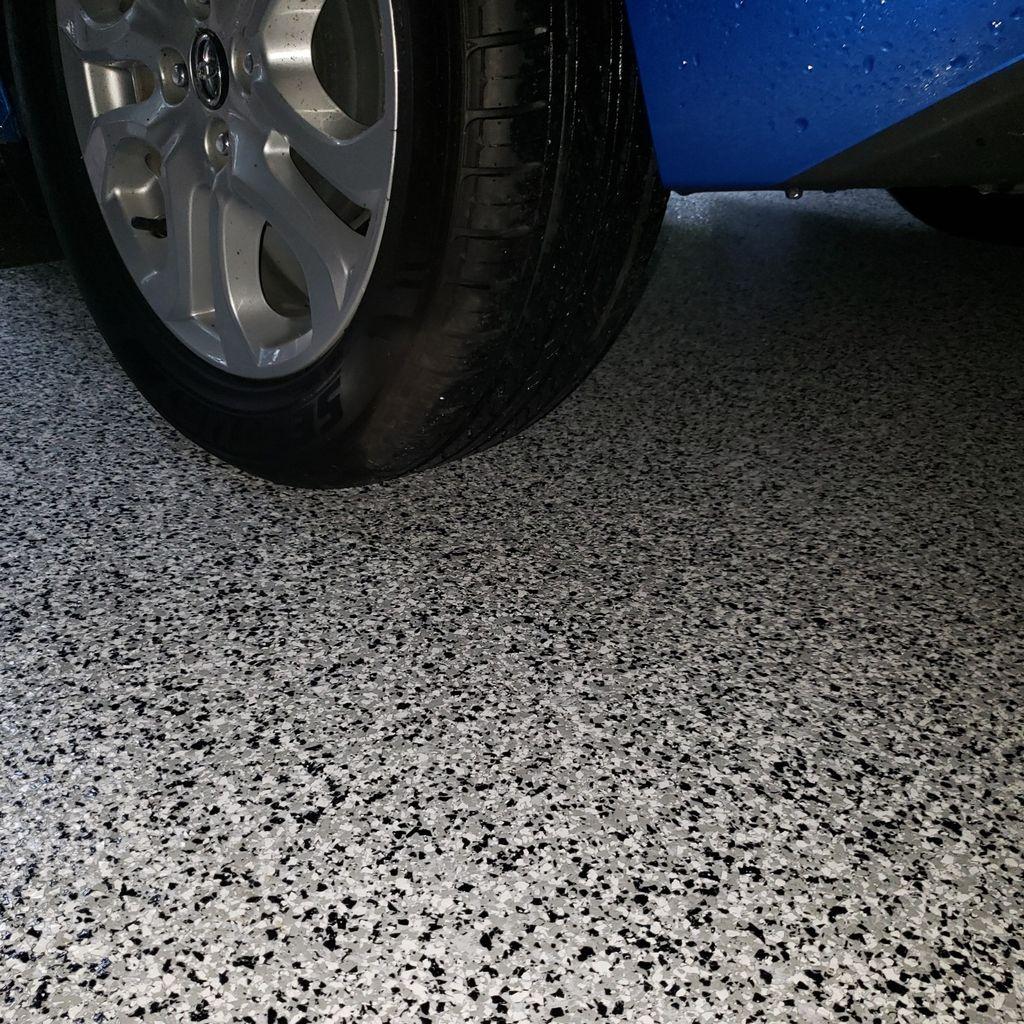 Garage Floor Coating TN
