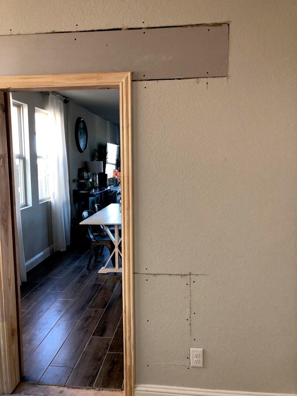 Drywall Repair and Texturing - Rowlett 2019