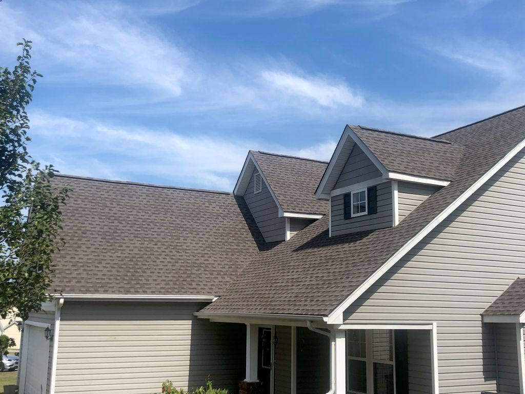 Full Roof Replacement - GAF Timberline HD