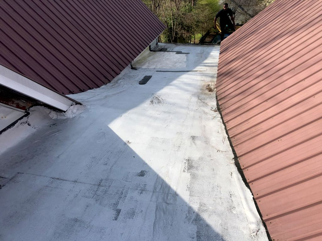 TPO - Low Slope Roof Replacement
