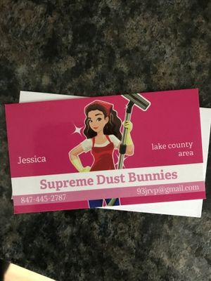Avatar for Supreme dust bunnies