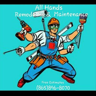 Avatar for All Hands Remodeling & Maintenance Knoxville, TN Thumbtack