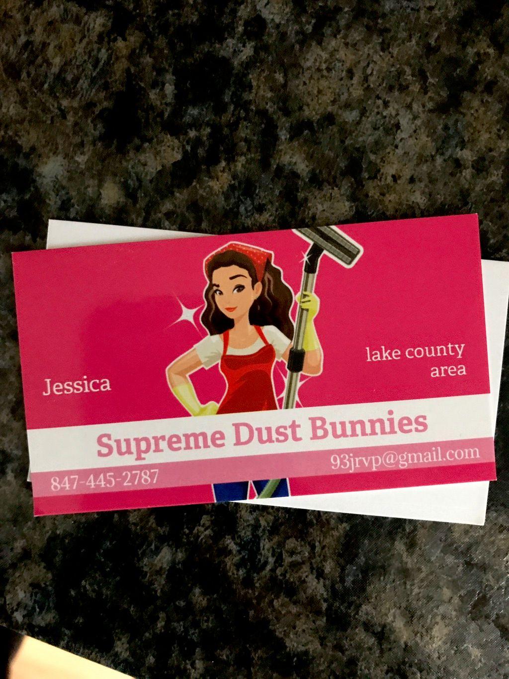 Supreme dust bunnies