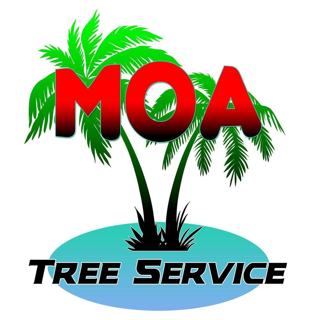 MOA TREE SERVICE INC