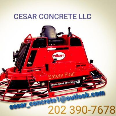 Avatar for Cesar Concrete LLC
