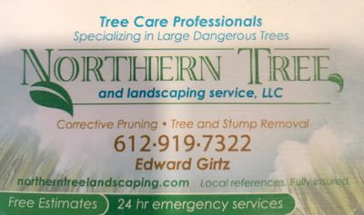Avatar for Northern Tree & landscaping Service LLC
