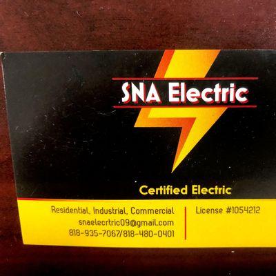SNA Electric Los Angeles, CA Thumbtack