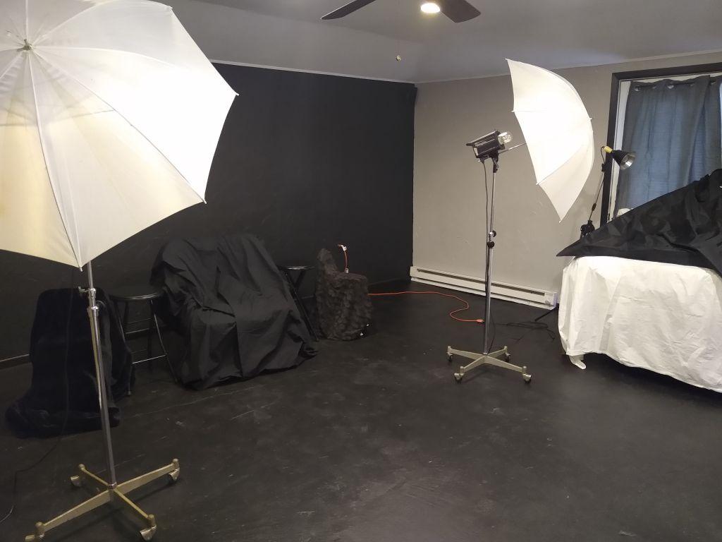 Photography Studio Interior