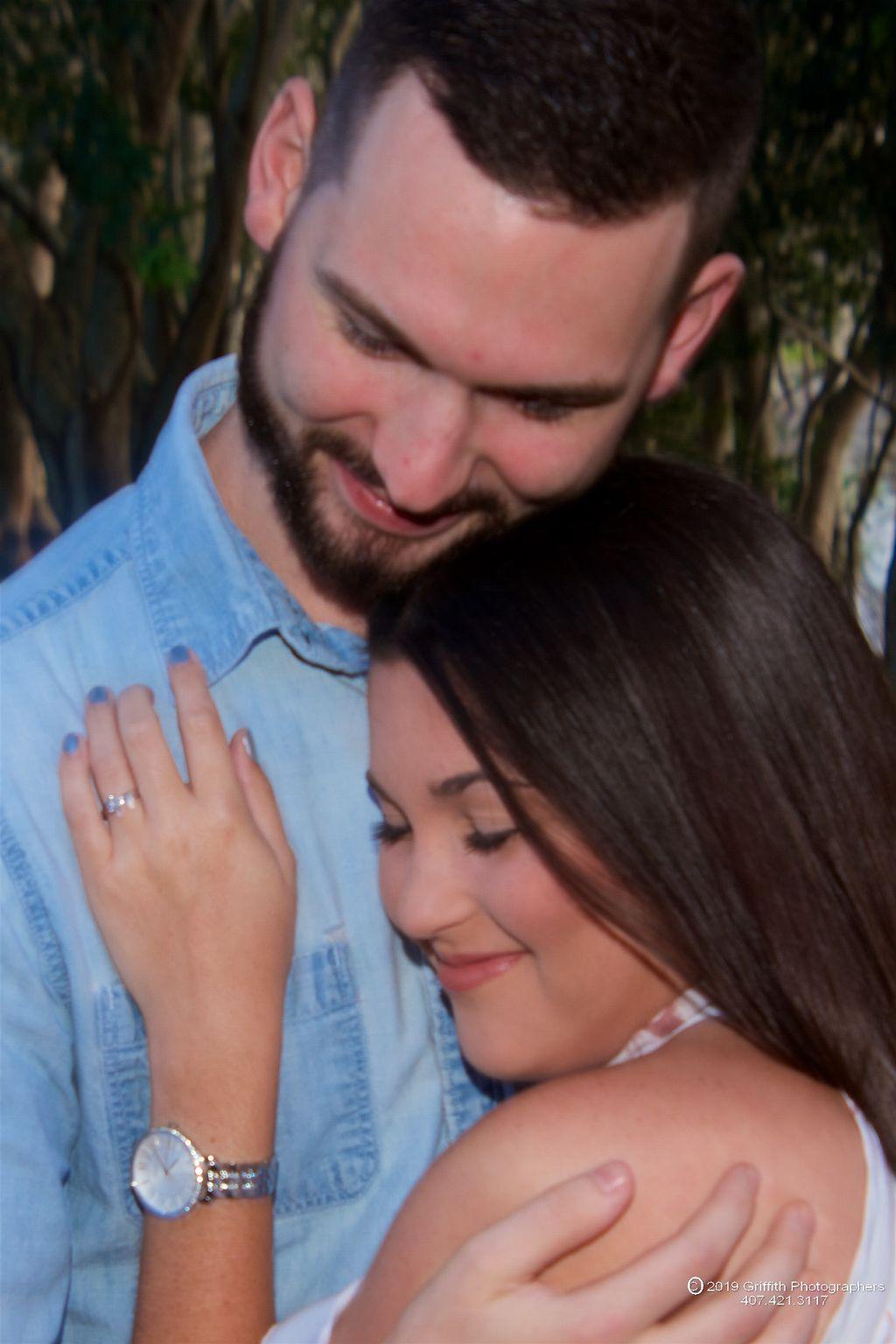 Engagement Photography - Sanford 2019