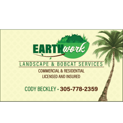 Avatar for Earthwork landscape of South Florida Homestead, FL Thumbtack