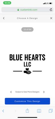 Avatar for Blue hearts llc