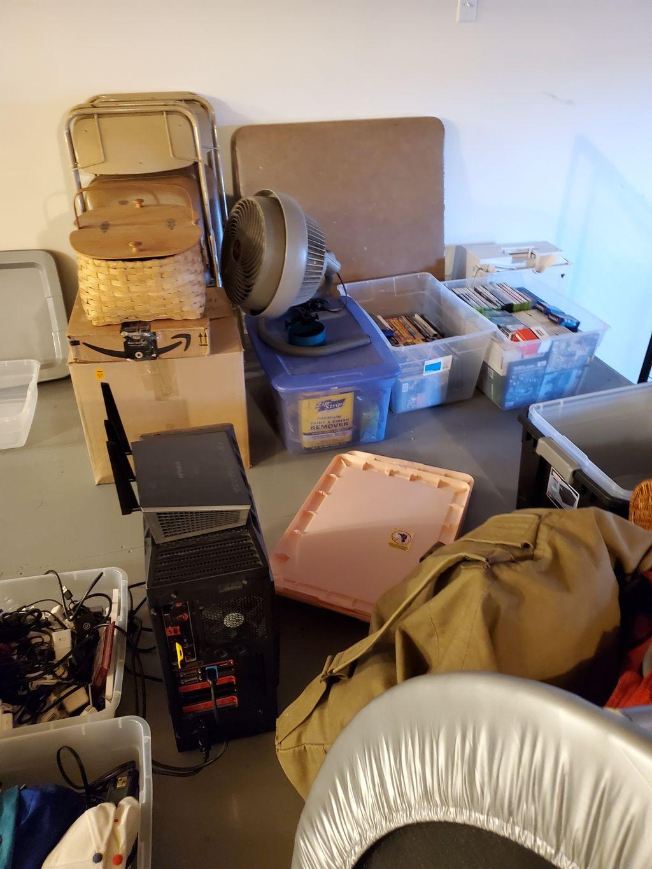 Loft unpack and setup