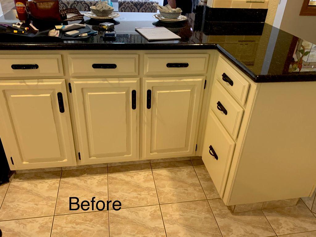 Complete kitchen redone