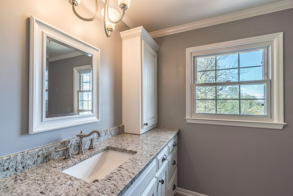 Verona Granite Bathroom Countertops