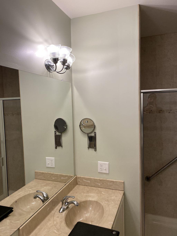 Garage & Bathroom