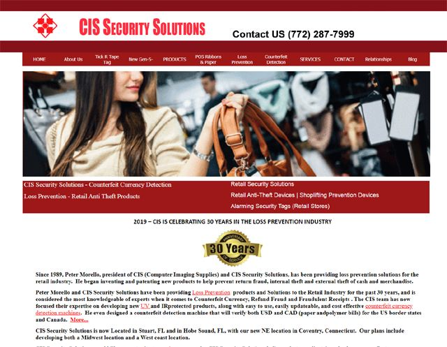 CIS Security Solutions