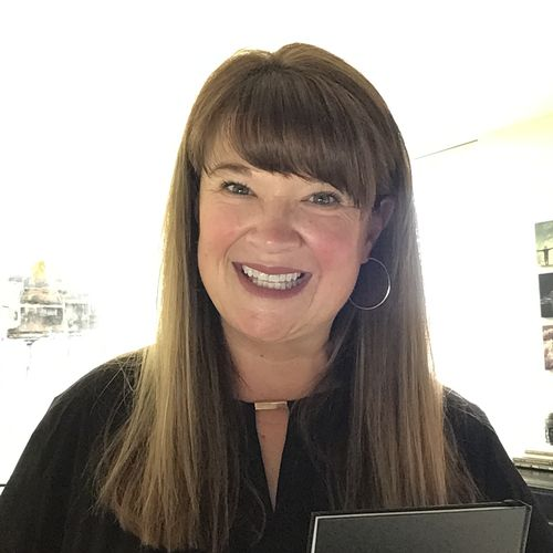 Julie Kent - Owner of First Comes Love Wedding Services