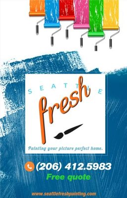 Seattle Fresh Painting Seattle, WA Thumbtack