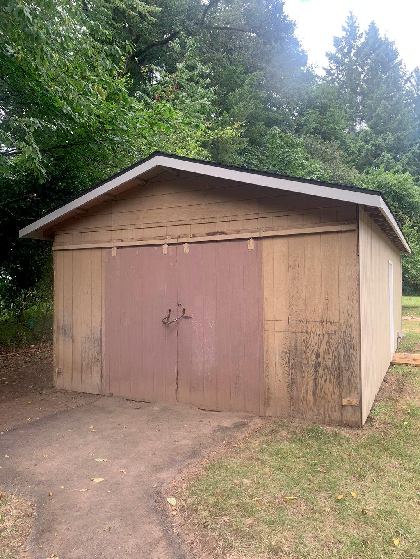 Garage renovation