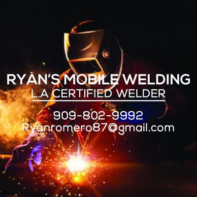 Avatar for Ryan's mobile welding Rancho Cucamonga, CA Thumbtack