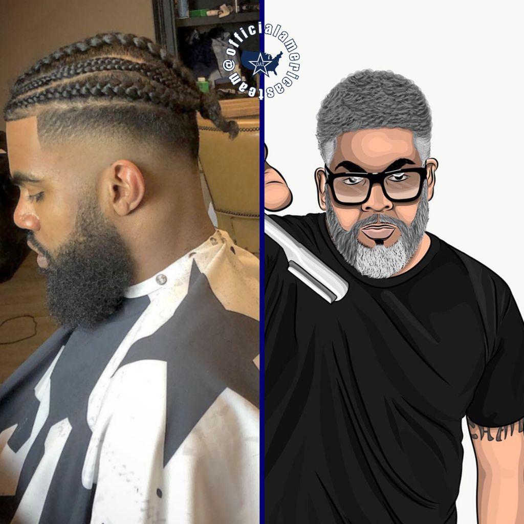 Cutzdamato Zeke's Barber