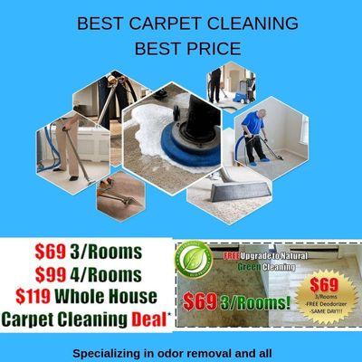Avatar for Castillo's Carpet Cleaning & Pro Steamers Las Vegas, NV Thumbtack