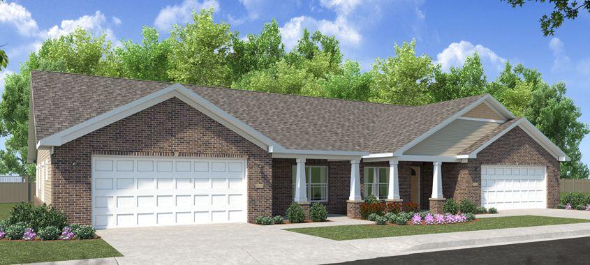 Cottage Residence for Senior Living