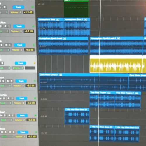 Working with Logic Pro