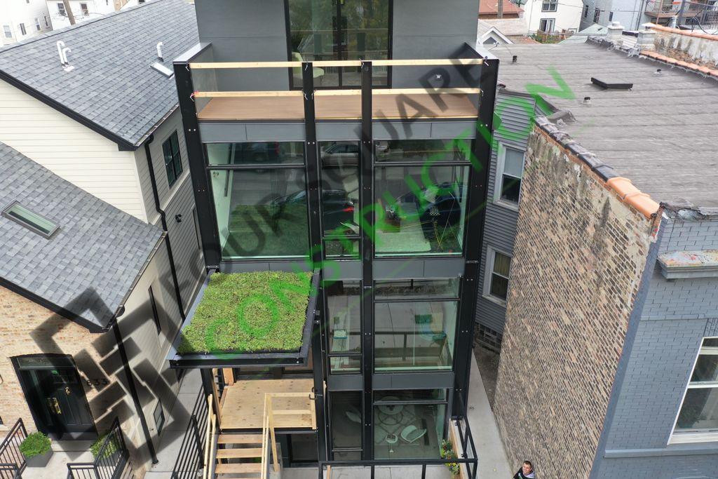 LiveRoof Residential Installation
