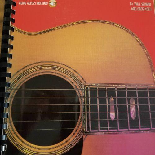 Guitar Book Used