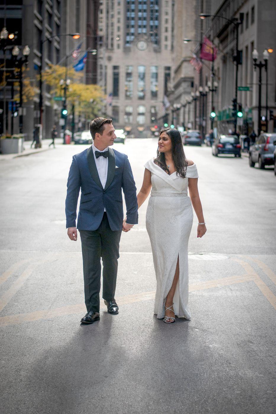 Raina and William Wedding