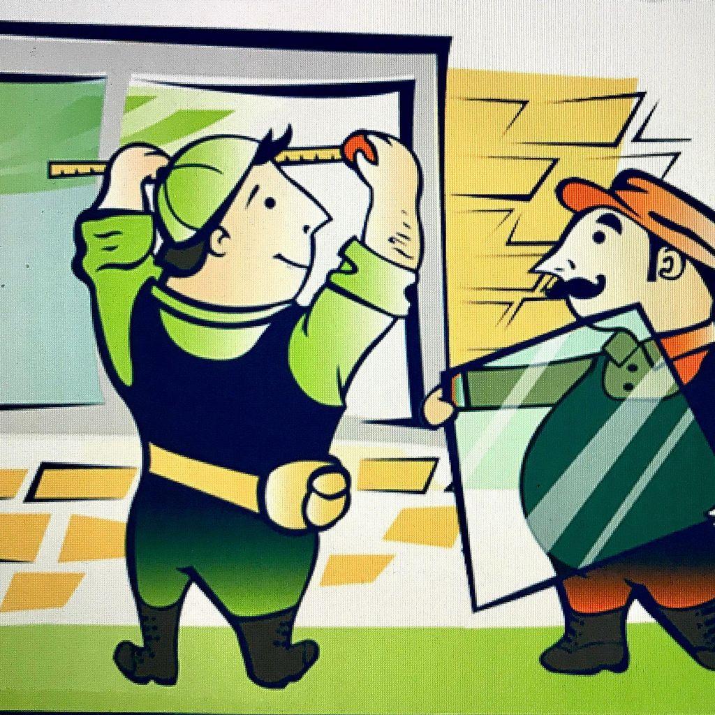 Wood Window Repair Service