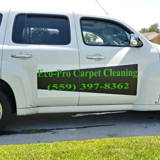 Eco Pro Carpet & Upholstery Cleaning