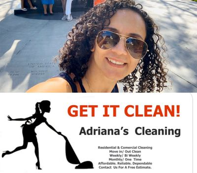 Avatar for Adriana's Cleaning