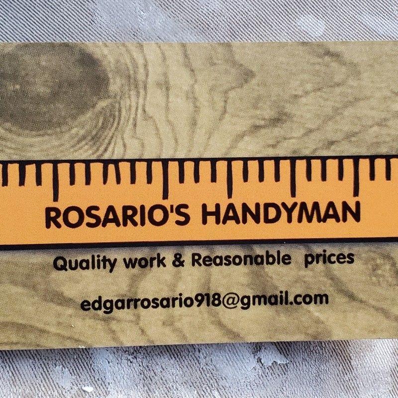 Rosario handyman service