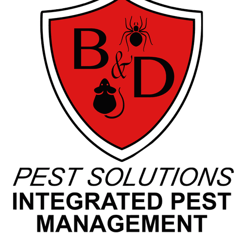 B&D PEST SOLUTIONS LOGO