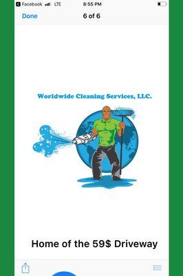Avatar for Worldwide cleaning services llc Jacksonville, FL Thumbtack