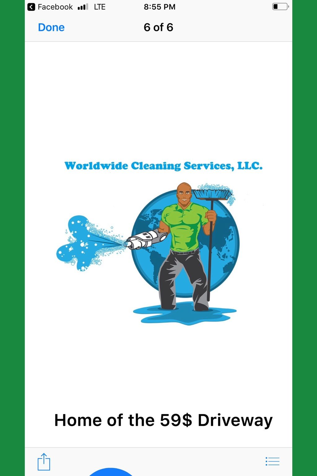 Worldwide cleaning services llc