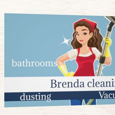 Avatar for Brenda cleaning