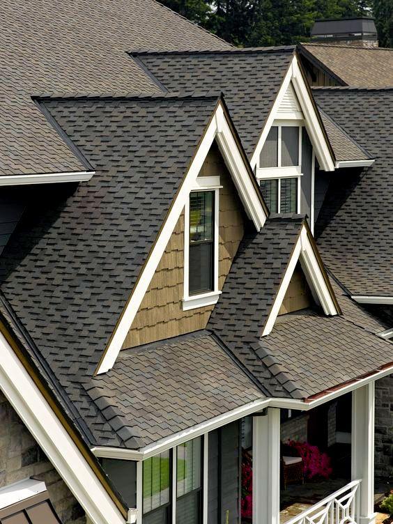 Presidential Style Designer Roof