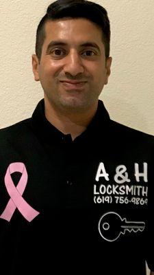 Avatar for A & H Locksmith Services LLC San Diego, CA Thumbtack